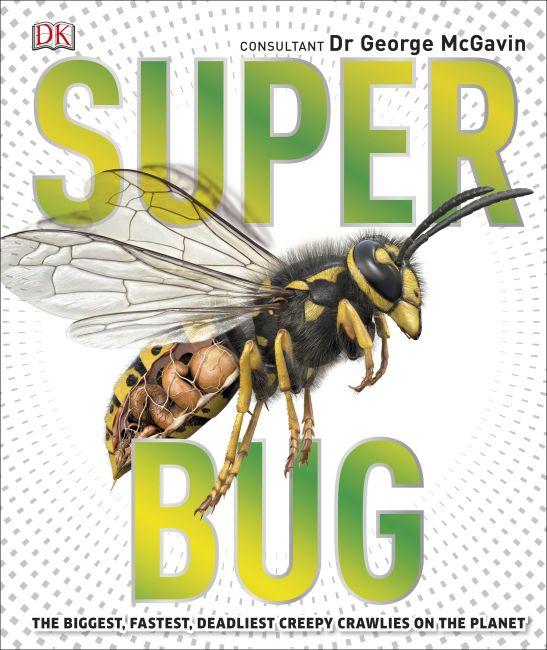 eBook cover of SuperBug