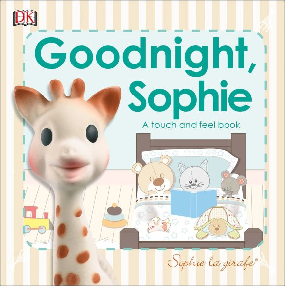 Board book cover of Goodnight, Sophie