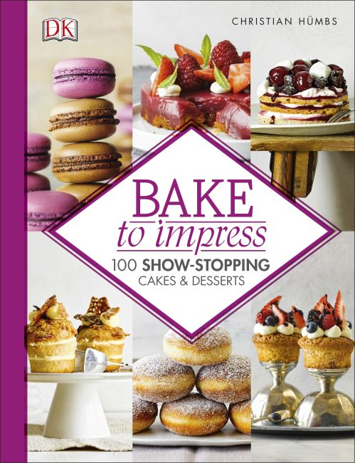 eBook cover of Bake To Impress
