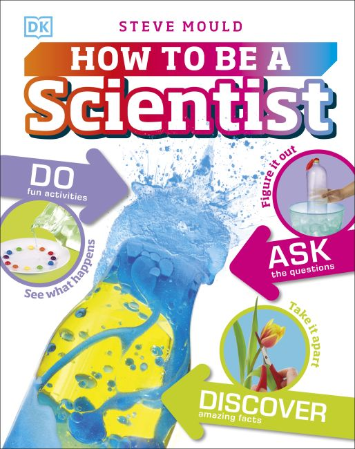Hardback cover of How to Be a Scientist
