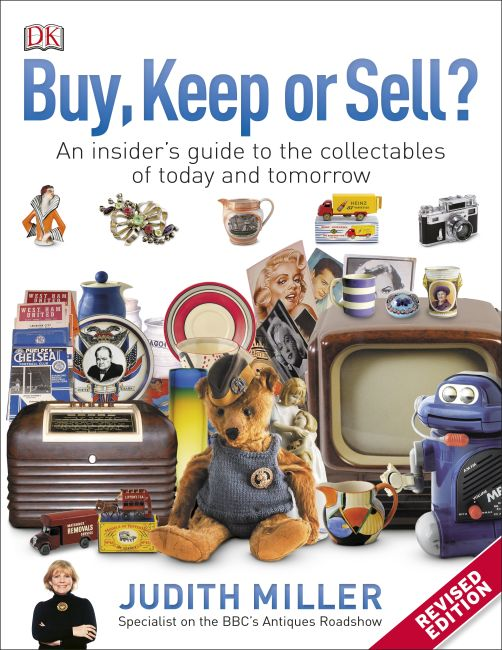 Paperback cover of Buy, Keep, or Sell?