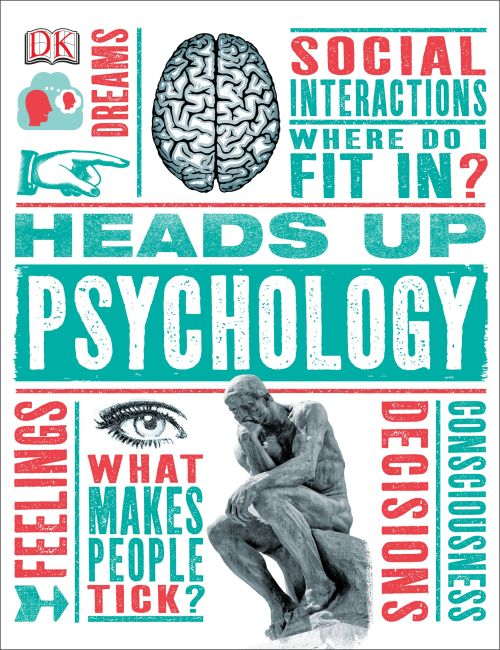 eBook cover of Heads Up Psychology