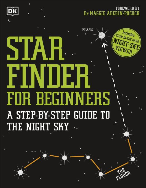 Flexibound cover of StarFinder for Beginners