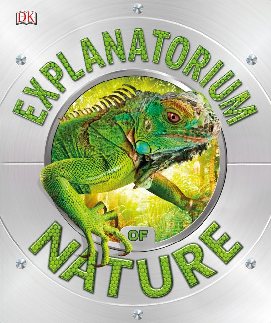 Hardback cover of Explanatorium of Nature