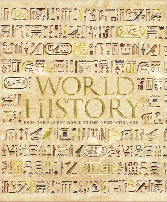 Hardback cover of World History