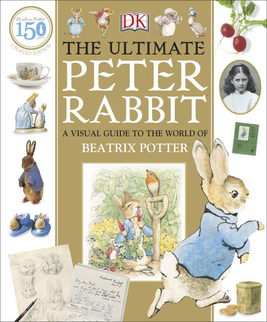 Hardback cover of The Ultimate Peter Rabbit