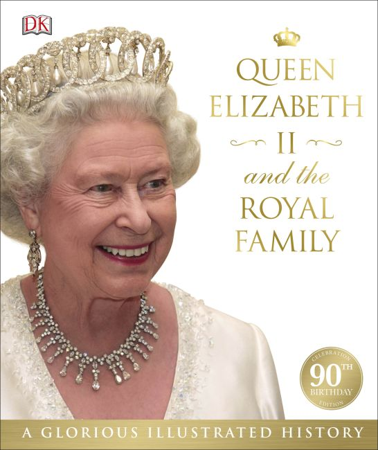 eBook cover of Queen Elizabeth II and the Royal Family