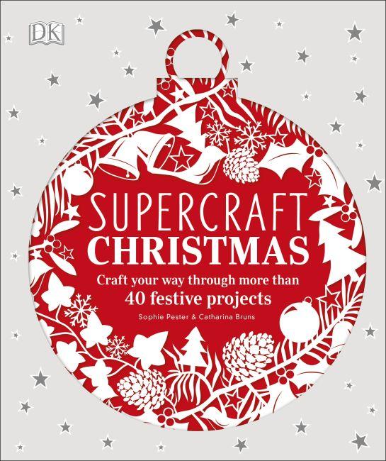 Hardback cover of Supercraft Christmas
