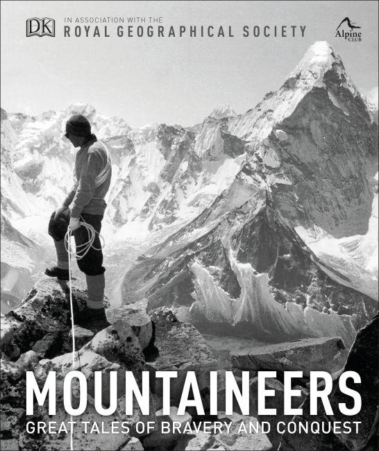 Hardback cover of Mountaineers