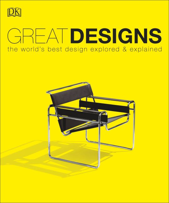 Paperback cover of Great Designs