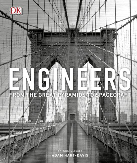 Hardback cover of Engineers