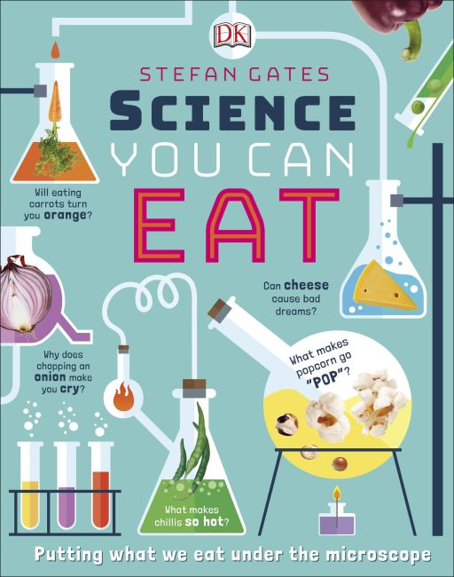 Hardback cover of Science You Can Eat