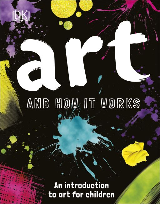 Hardback cover of Art and How it Works