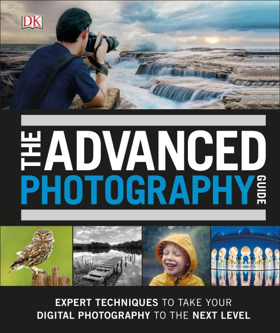 Hardback cover of The Advanced Photography Guide