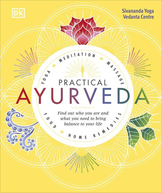 Hardback cover of Practical Ayurveda