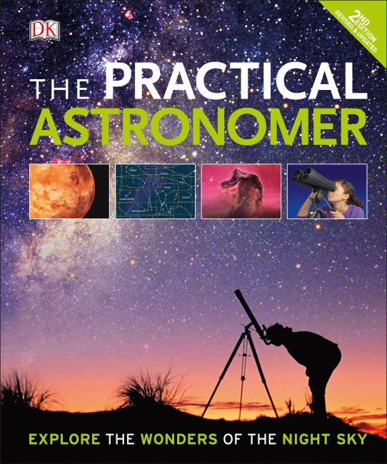 Hardback cover of The Practical Astronomer