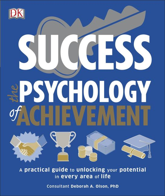 eBook cover of Success The Psychology of Achievement