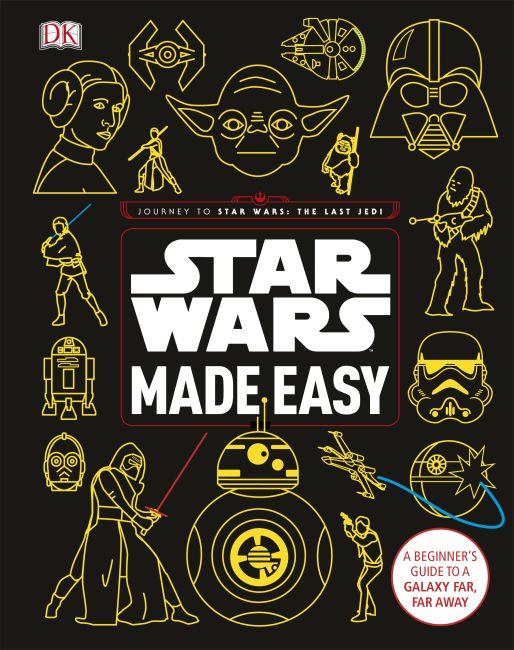 Hardback cover of Star Wars Made Easy