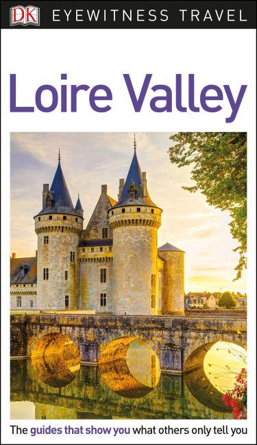 Flexibound cover of DK Eyewitness Loire Valley