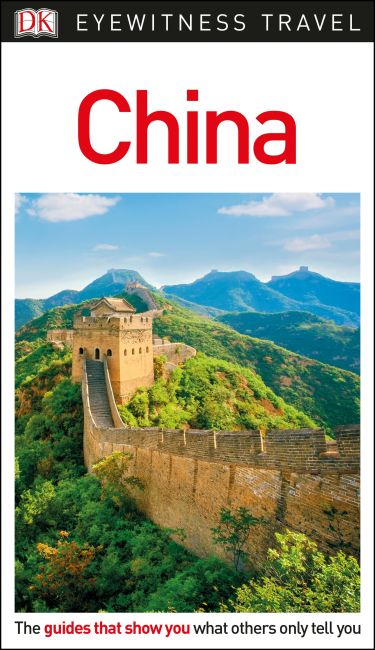 Flexibound cover of DK Eyewitness China