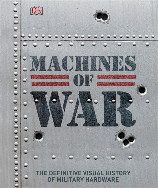 Hardback cover of Machines of War