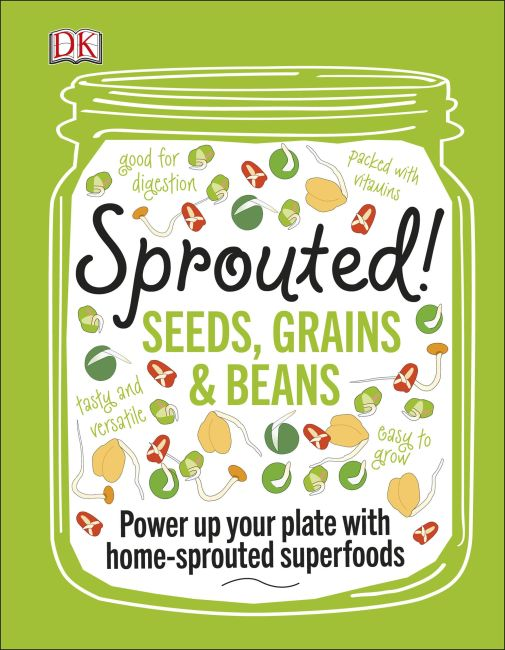 eBook cover of Sprouted!