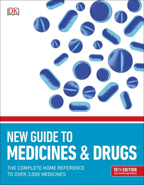 Paperback cover of New Guide to Medicine and Drugs