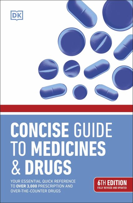 Paperback cover of Concise Guide to Medicines and Drugs