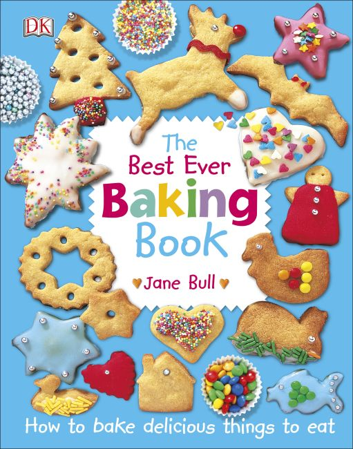 Hardback cover of The Best Ever Baking Book