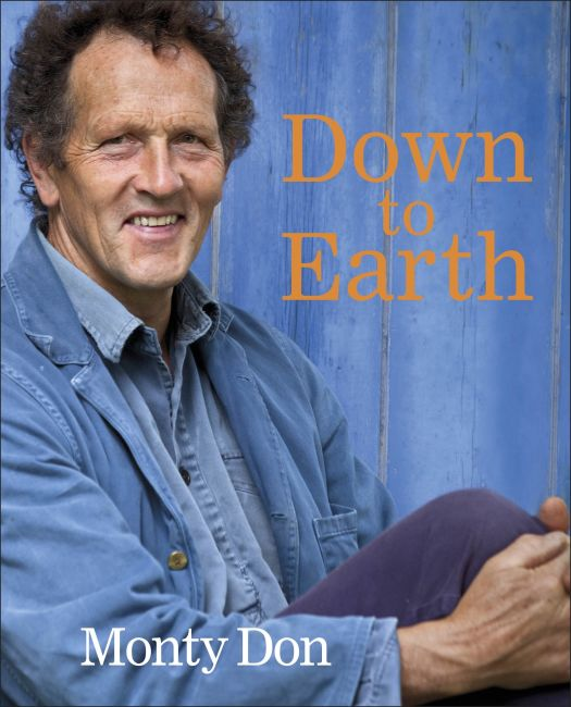 Hardback cover of Down to Earth