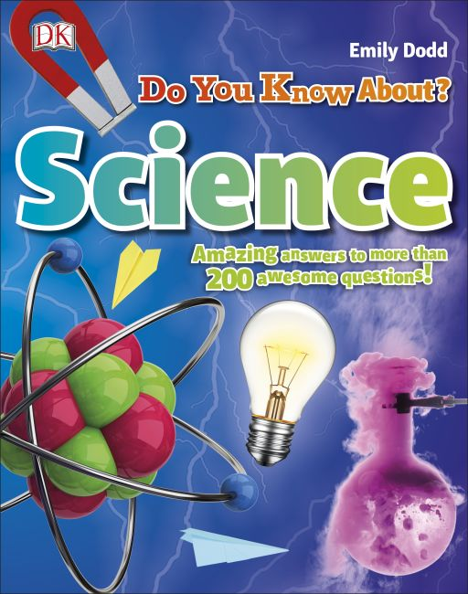 Hardback cover of Do You Know About Science?