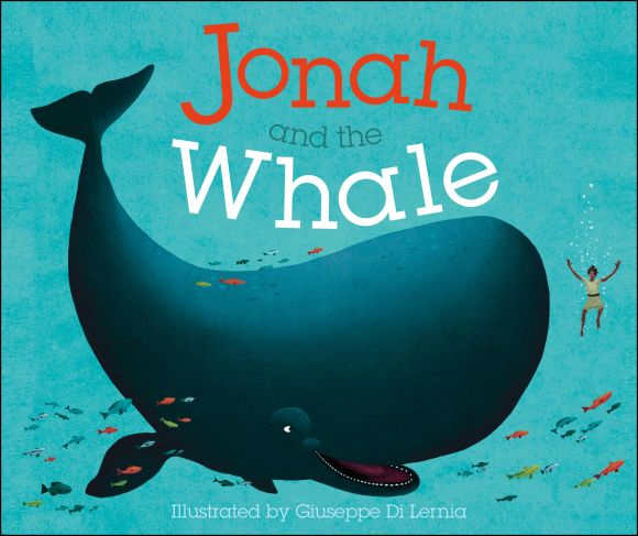 Paperback cover of Jonah and the Whale