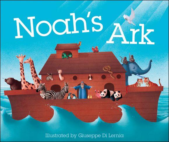 Paperback cover of Noah's Ark