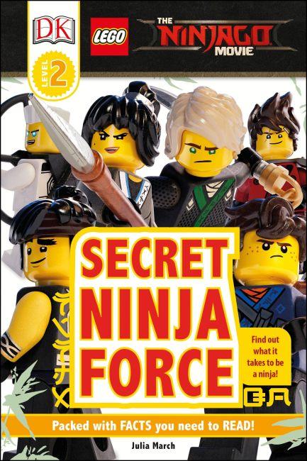 eBook cover of The LEGO® NINJAGO® Movie™ Secret Ninja Force