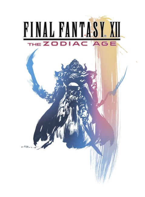 eBook cover of Final Fantasy XII: The Zodiac Age