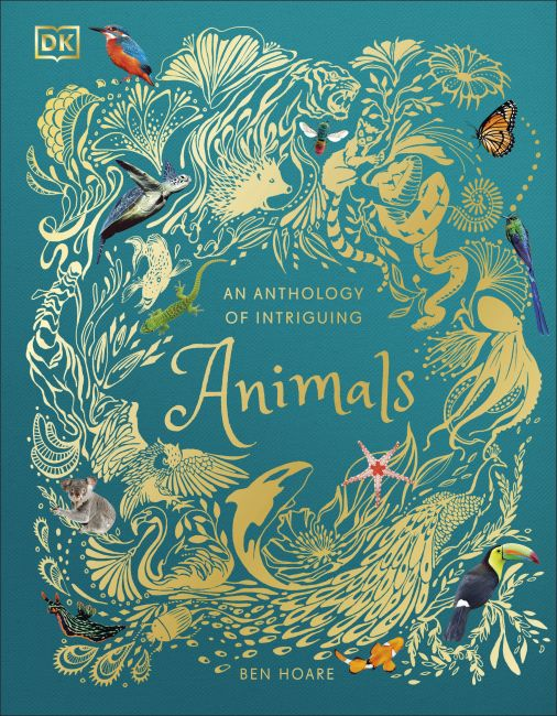 Hardback cover of An Anthology of Intriguing Animals