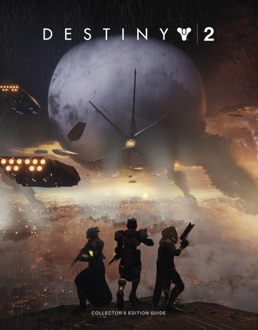 eBook cover of Destiny 2