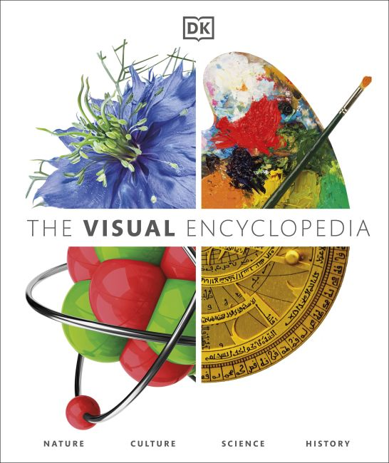 Hardback cover of The Visual Encyclopedia