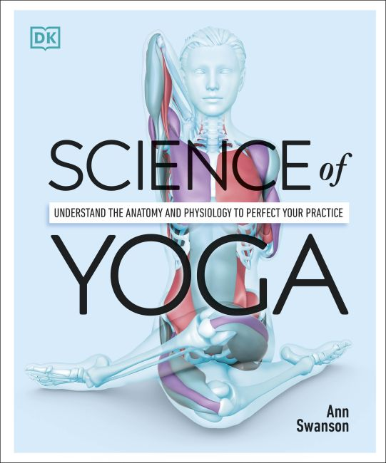 Hardback cover of Science of Yoga