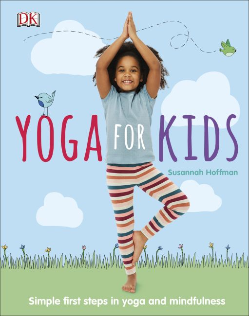Hardback cover of Yoga For Kids