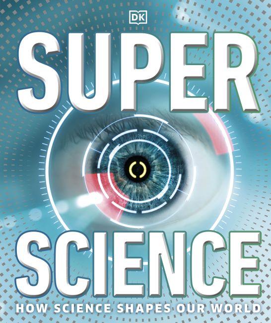 Hardback cover of Super Science