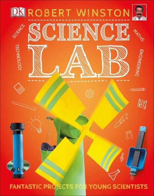 Hardback cover of Science Lab
