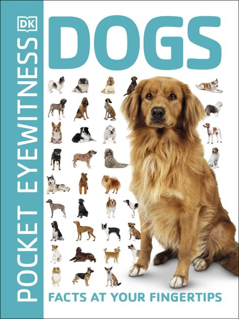 Paperback cover of Pocket Eyewitness Dogs