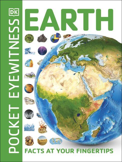 Paperback cover of Pocket Eyewitness Earth