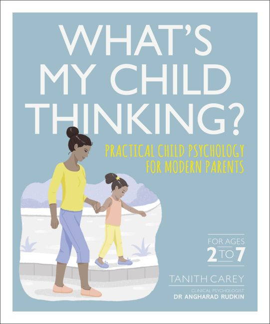 Flexibound cover of What's My Child Thinking?