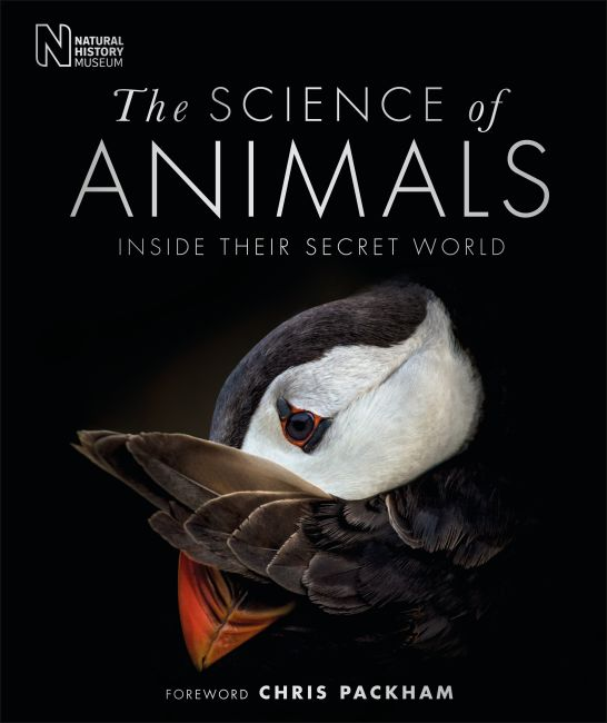 Hardback cover of The Science of Animals