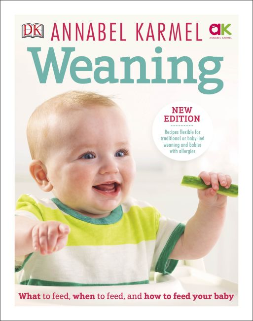 Hardback cover of Weaning
