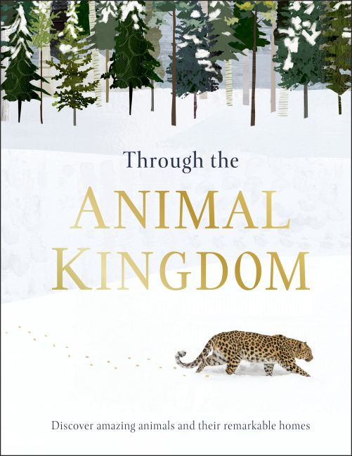 Hardback cover of Through the Animal Kingdom