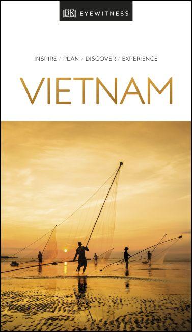 Paperback cover of DK Eyewitness Vietnam