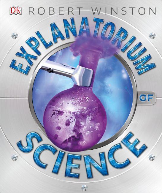 Hardback cover of Explanatorium of Science